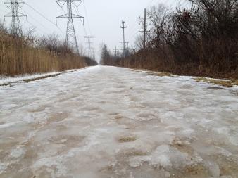 ice path