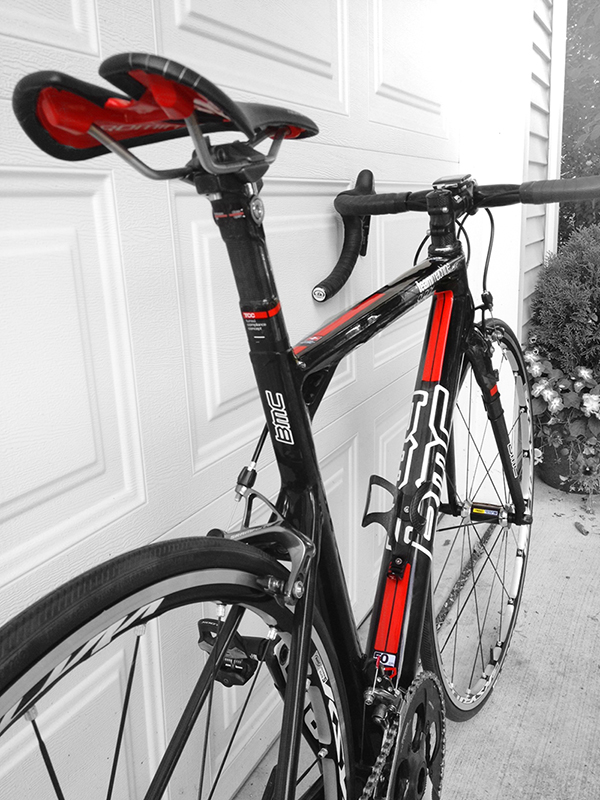 photo of BMC SLR01 Team Machine